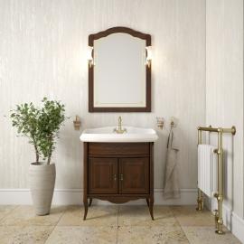 Мебель для ванной Opadiris Лоренцо 80 светлый орех