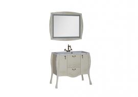 Мебель для ванной Aquanet Виктория 90 олива