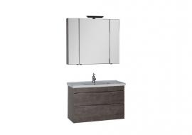 Мебель для ванной Aquanet Эвора 100 дуб антик