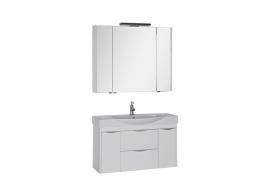 Мебель для ванной Aquanet Франка 105 белая