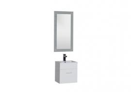 Мебель для ванной Aquanet Нота 40 лайт белая