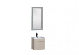 Мебель для ванной Aquanet Нота 40 лайт светлый дуб