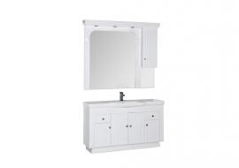 Мебель для ванной Aquanet Фредерика 140
