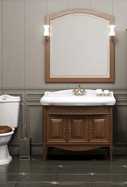 Мебель для ванной Opadiris Лоренцо 100 светлый орех