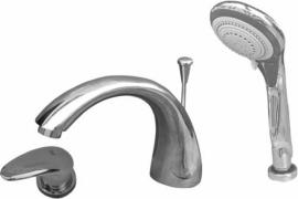 Смеситель для ванны Rav Slezak Dunaj D469.5S