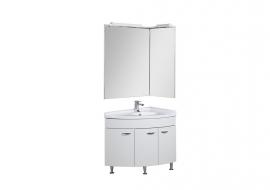 Мебель для ванной Aquanet Корнер 89 закрытый правый