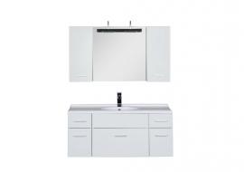 Мебель для ванной Aquanet Данте 110 два шкафчика
