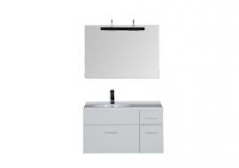 Мебель для ванной Aquanet Данте 85 левая