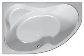 Акриловая ванна Kolpa San Lulu 170*110 правая