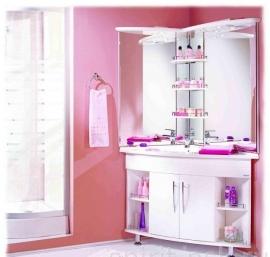 Мебель для ванной Акватон Лас-Вегас левая