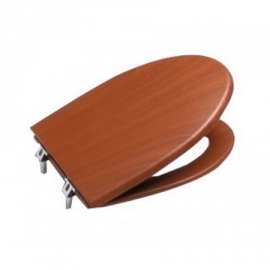 Крышка-сиденье Roca America 801492M14 вишня микролифт