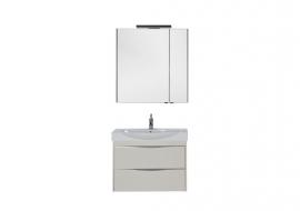 Мебель для ванной Aquanet Франка 85 слоновая кость
