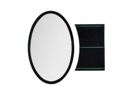 Зеркало Aquanet Опера 70 черное