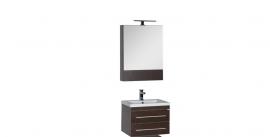 Мебель для ванной Aquanet Нота 58 камерино венге