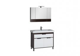 Мебель для ванной Aquanet Гретта 100 камерино венге