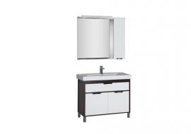 Мебель для ванной Aquanet Гретта 100 венге
