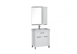 Мебель для ванной Aquanet Гретта 75 белая
