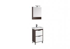 Мебель для ванной Aquanet Гретта 50 венге