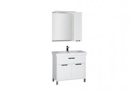 Мебель для ванной Aquanet Гретта 90 белая