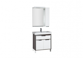 Мебель для ванной Aquanet Гретта 90 венге