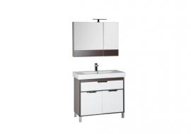 Мебель для ванной Aquanet Гретта 90 камерино венге