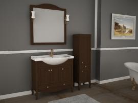 Мебель для ванной АСБ-Мебель Флоренция 105 бук тироль
