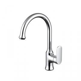 Смеситель для кухонной мойки Bravat Opal F7125183CP