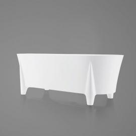 Акриловая ванна BelBango BB40-1500