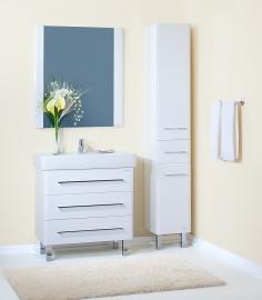 Мебель для ванной Bricklaer Аквавита 80 3D