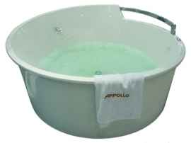 Акриловая ванна Appollo AT-9086