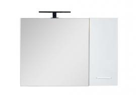 Зеркало Aquanet Данте 60 камерино с навесным шкафчиком R