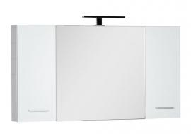 Зеркало Aquanet Данте 60 2 навесных шкафчика