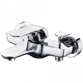 Смеситель для ванны BelBagno Nota NOT-VASM-CRM