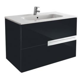 Мебель для ванной Roca Victoria Nord Black Edition 80 ZRU9000097 черная