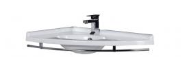 Раковина Aquanet Корнер угловая с полотенцедержателем левая