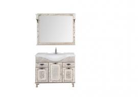 Мебель для ванной Aquanet Тесса 105 жасмин/сандал