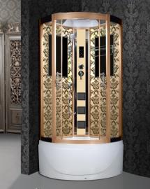 Душевая кабина Niagara Lux 7710G 100*100