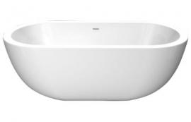 Акриловая ванна Belbagno BB13-1800 180*86