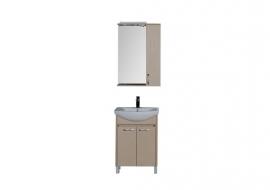 Мебель для ванной Aquanet Донна 60 светлый дуб