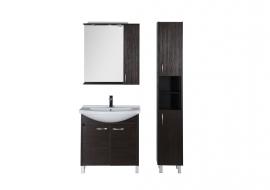 Мебель для ванной Aquanet Донна 80 венге