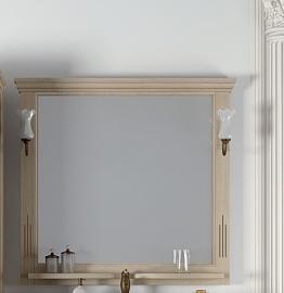 Зеркало Opadiris Риспекто 100 белое