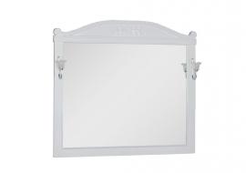 Зеркало Demax Неаполь 120 белое