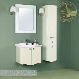 Мебель для ванной Акватон Венеция 65 белая