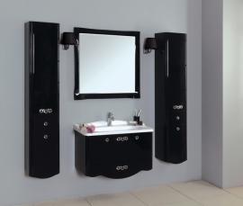Мебель для ванной Акватон Венеция 90 черная