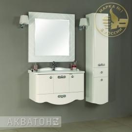 Мебель для ванной Акватон Венеция 90 белая