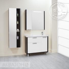 Мебель для ванной Акватон Брайтон 80 венге