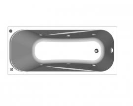 Акриловая ванна Kolpa San String 170*75 Standart