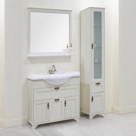 Мебель для ванной Акватон Идель 85 дуб верди