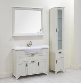 Мебель для ванной Акватон Идель 105 дуб верди