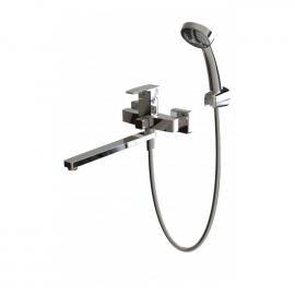Смеситель для ванны Bravat Riffle F672106C-LB